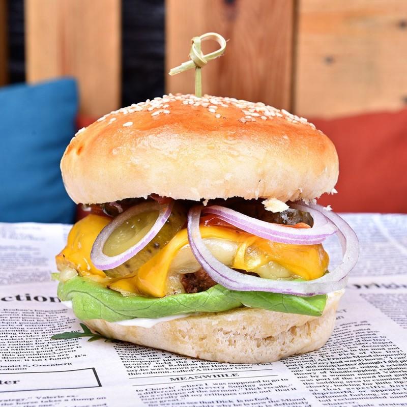 Cheese Burger - 350g