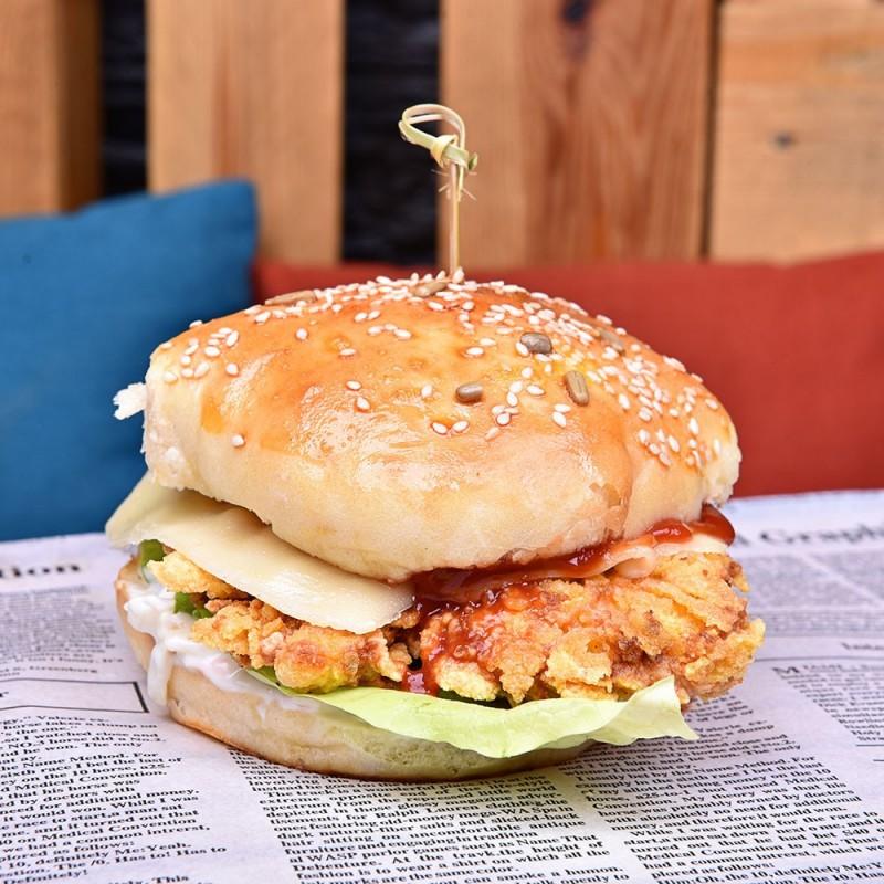 Chicken Burger - 350g