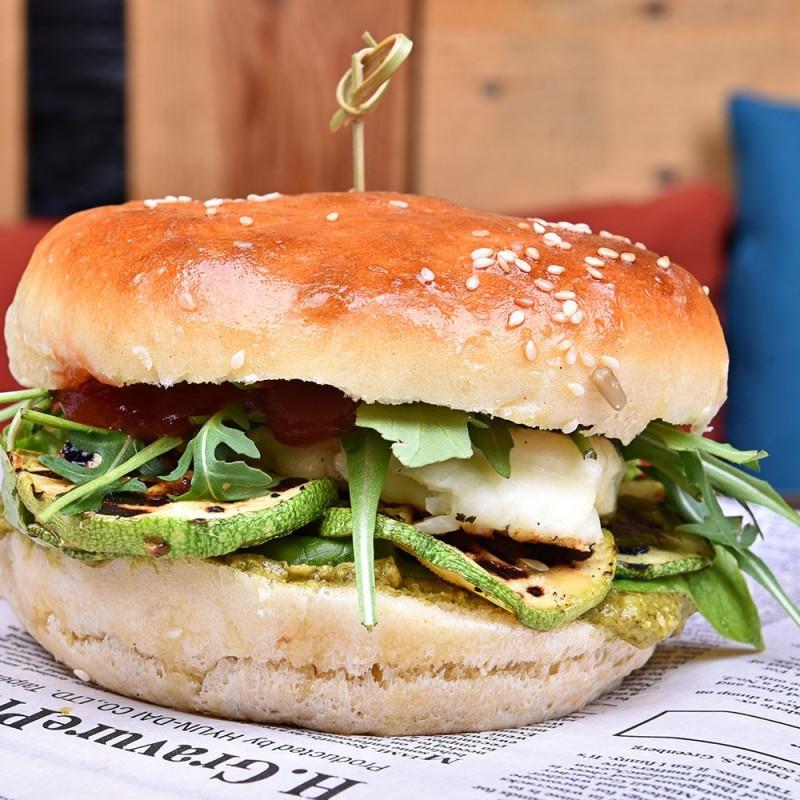 Vegetarian Burger - 350g