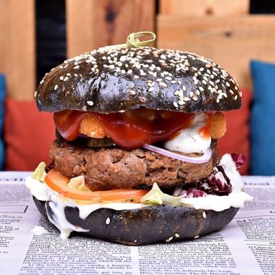 Black Burger - 420g