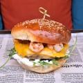 Surf and Turf Burger - 350g
