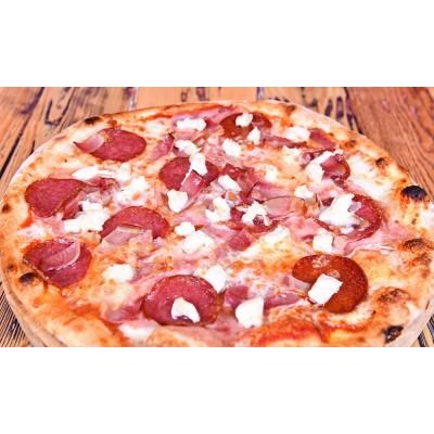 Pizza Carni - 550g