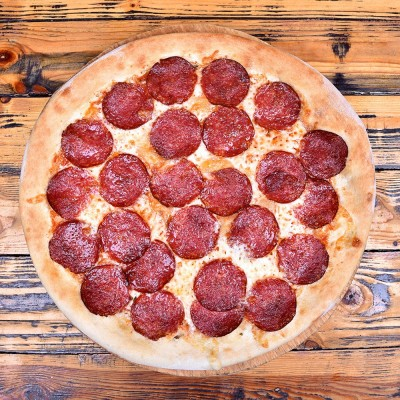 Pizza Salami - 450g