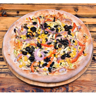Pizza Vegetale - 382g
