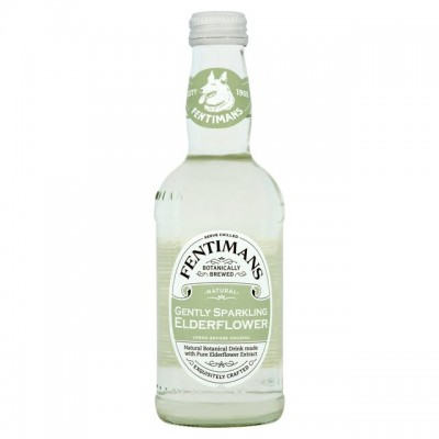Gently Sparkling Elderflower 275 ml