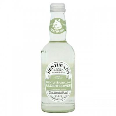 Gently Sparkling Elderflower 275 ml