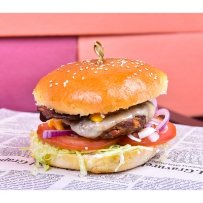 Spicy Burger - 400g