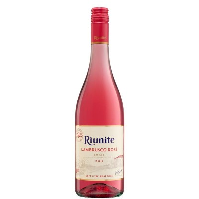 Lambrusco - roze (demidulce) - 750ml
