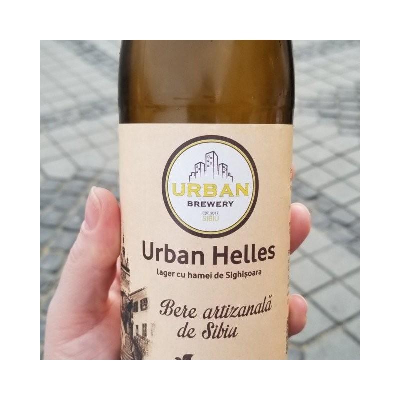 Urban Helles - 500 ml