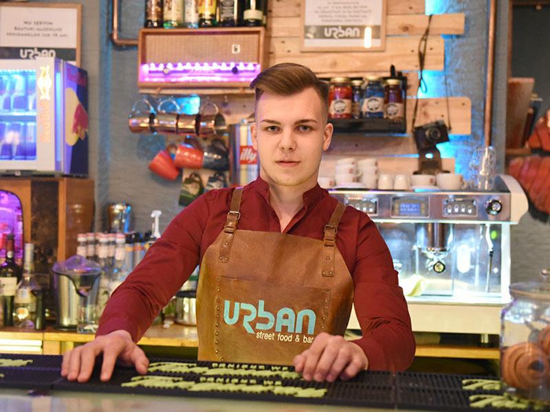 Echipa Urban Street Food & Bar Suceava