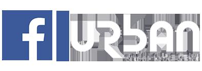 Logo Urban Street Food pe Alb