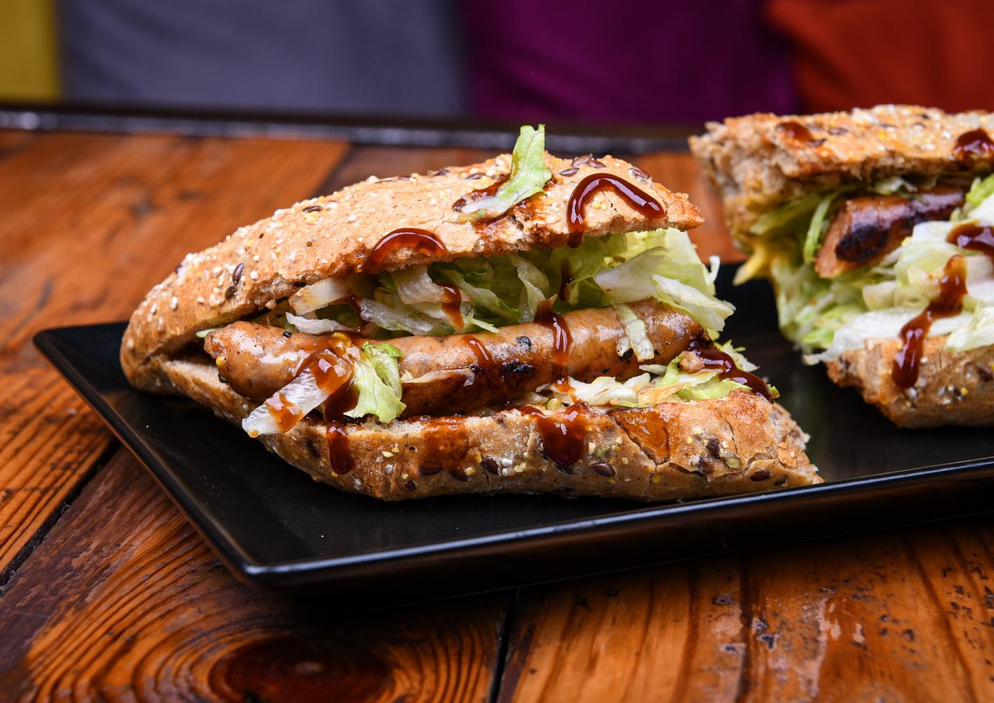 Sandwich Bavarez